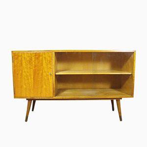 Vintage German Sideboard with Display Cabinet, 1950s