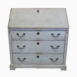 Antique Gustavian Bureau, 1870s
