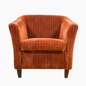Lachsfarbener Sessel, 1960er