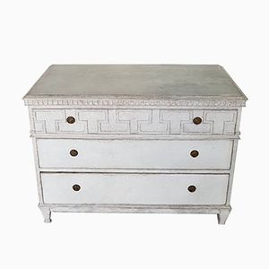 Antique Gustavian Chest of Drawers, 1870s