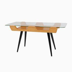 Table Basse Mid-Century en Broussin, Italie, 1950s