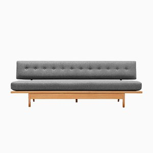 Sofá cama número 700 de Richard Stein para Knoll International, años 50