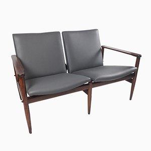 Mid-Century 2-Seater Sofa, 1950s