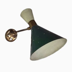 Mid-Century Wall Sconce from Stilnovo