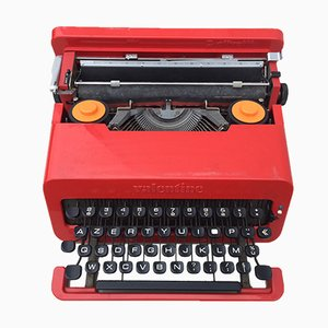 Schreibmaschine von Ettore Sotsass für Olivetti, 1969