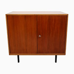 Walnuss Furnier Sideboard, 1960er