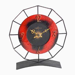 Horloge de Cheminée de EGB, 1960s