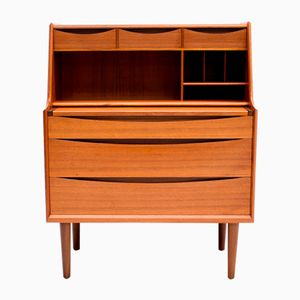 Teak Bureau by Arne Vodder for Sibast, 1960s