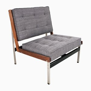 Mid-Century Model 200 Lounge Chair by Kho Liang Ie for Artifort, 1960s