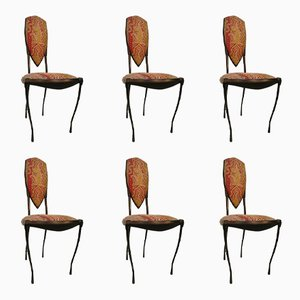 St James Chairs by Mark Brazier-Jones for The Study London, 1995, Set of 6