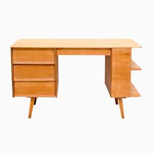 Kanadischer Mid-Century Ahorn Schreibtisch von Vilas
