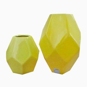 Hexagon Vasen Set von Achille Castiglioni, 1960er
