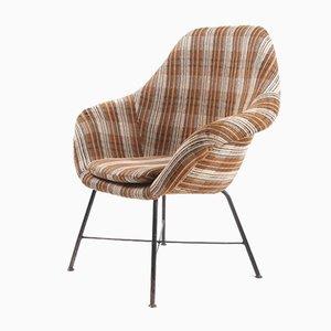 Mid-Century Czech Fiberglass Chair, 1960s