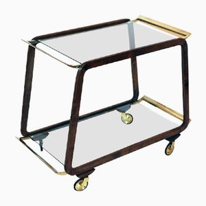 Mid-Century Serving Trolley, 1950s