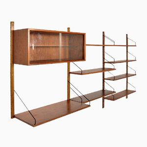 Danish Modular Shelving System by Poul Cadovius, 1960s