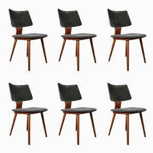 Dutch Dining Chairs from Eros, 1960s, Set of 6