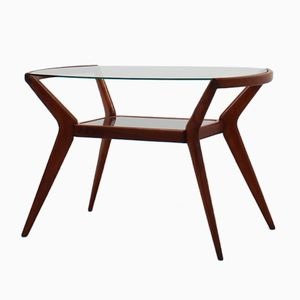 Mid-Century Italian Coffee Table from Cassina, 1950s