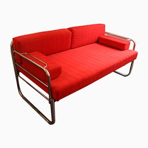 Austrian Sofa or Daybed, 1930s