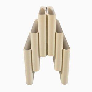 Modell 4675 Zeitschriftenständer von Giotto Stoppino für Kartell, 1970er