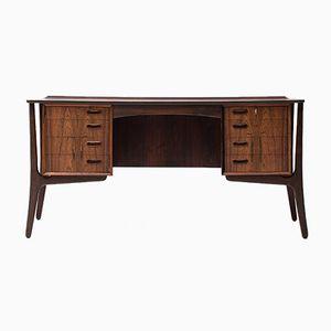 Schreibtisch von Svend Aage Madsen für H.P. Hansen, 1960er
