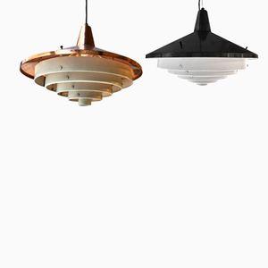 Lampe à Suspension Vintage, Set de 2