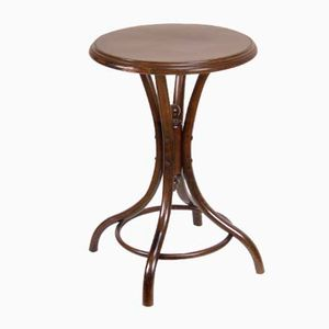 Model 1 Viennese Bentwood Table by Michael Thonet for Fischel, 1880s