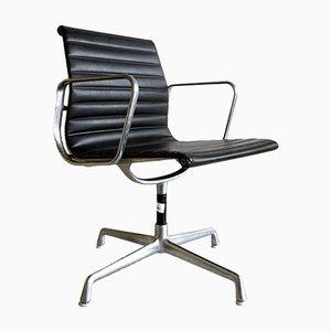 Modell EA 108 Stuhl von Charles & Ray Eames für ICF & Hermann Miller, 1960er