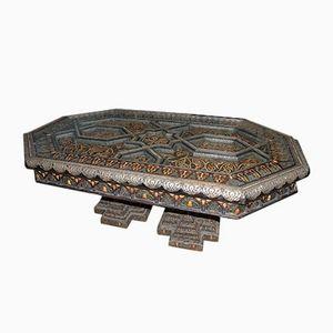 Antiker Tisch im arabischen Stil