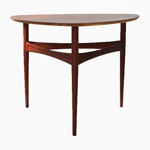 Vintage Teak Side Table, 1960s