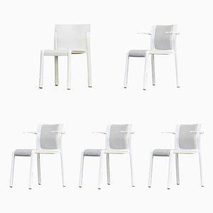 Chaises de Salon de Ahrend DE Cirkel, 1990s, Set de 5