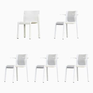 Dining Chairs from Ahrend De Cirkel, 1990s, Set of 5