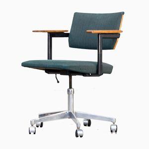 Chaise de Bureau Ajustable par Friso Kramer pour Auping, 1960s