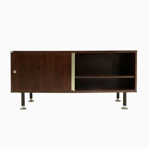 Vintage Rosewood Veneer Sideboard by Ico Parisi for MIM, 1950s