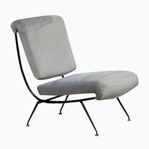 Italienischer Mid-Century Stuhl von Gastone Rinaldi für Rima
