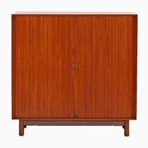 Vintage Danish Teak Cupboard by Peter Hvidt & O.M. Nielsen for John Stuart, 1960s