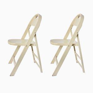 Tric Stühle von Castiglioni für BBB Emmebonacina, 1965, 2er Set