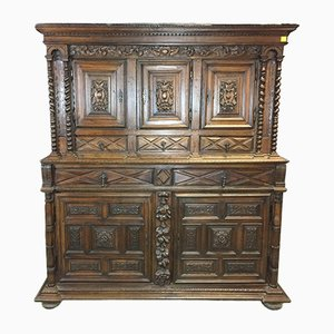 19th Century Carved Buffet
