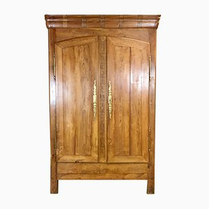 19th Century Cabinet in Yew and Oak