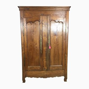 Antique Chestnut Wardrobe