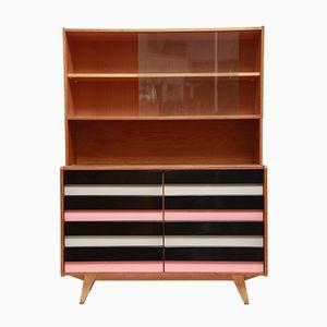 Three-Piece Cabinet by Jiří Jiroutek for Interier Praha, 1960s
