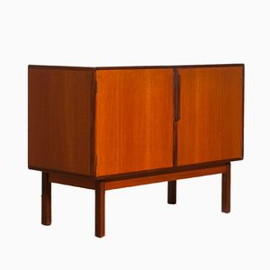 Vintage Finish Teak & Palisander Small Sideboard from Asko, 1960s
