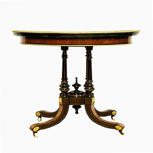 Napoleon III Style Games or Console Table