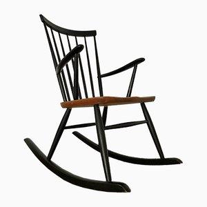 Rocking-Chair Scandinave par Roland Rainer pour 2K, 1960s