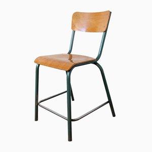 Chaise Vintage Industrielle de Mullca