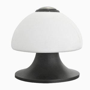 Glass Table Lamp from Stilux Milano, 1960s