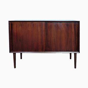 Danish Rosewood Veneer Sideboard, 1960s