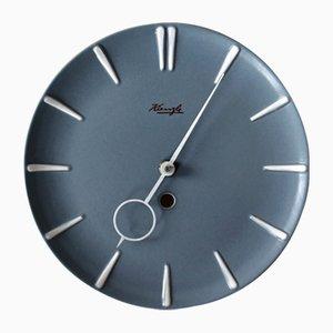 Reloj de cocina de cerámica de Kienzle, años 60
