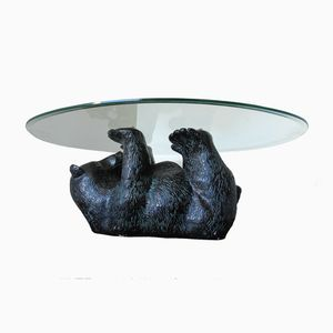 Black Bear Coffee Table, 1970s