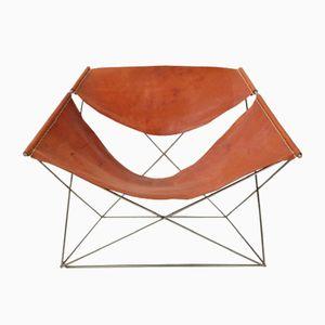 F675 Butterfly Stuhl von Pierre Paulin für Artifort, 1960er