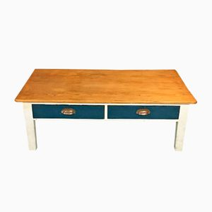 Antique Coffee Table in Fir